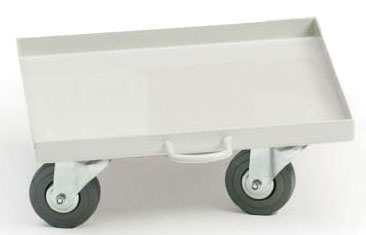 "MKL ML2440 26.5"" x 13.25"" x 5"", Double, Cubitainer Cart"