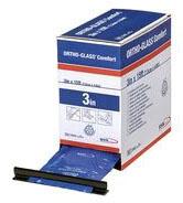 "MDL SCS7344105 5"" x 15', Latex-Free, Polyester, 3D Knit Padding, Comfort Splinting System (2 Rolls per Case)"