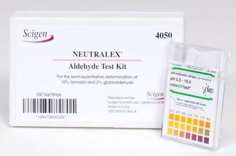 SCG 4050 100-Test, Aldehyde Test Kit