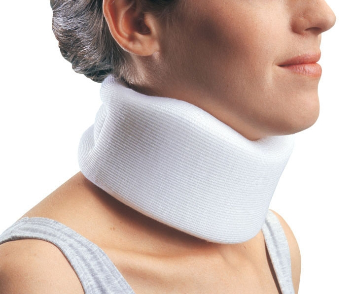 """DJO 7983520 Universal, Latex-Free, Clinic Collar for 10.5 to 24"""" Neck"""