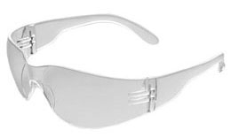 Safety Glasses-Iprotect Clear Lens W/ Cl - Head, Eye & Face