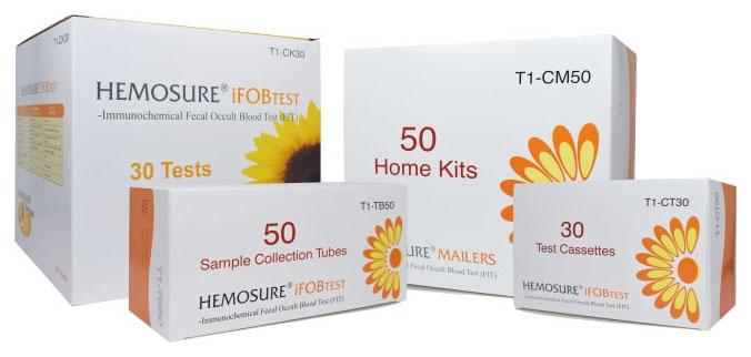 HEM T1CK10 10-Test, Plastic, Test Cassette