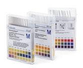 EMD 1095430001 6.5 to 10 pH, White with Green, Non-Bleeding, pH Indicator Strip (100 Strip per Box)