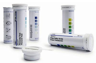 EMD 1100040001 3 to 500 mg/Liter, 100-Test, Iron Test Strip (100 per Case)