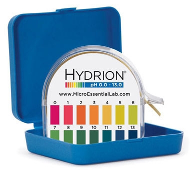 FIS 148501 150-Test, pH Test Paper Kit (10 per Carton)