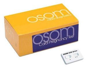 GEN 102 25-Test, Urine, hCG Card Pregnancy Test