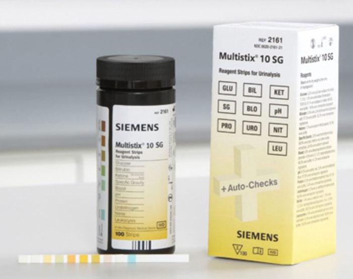 SIE 2161 Urine Reagent Strip