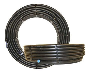 "1"" x 300', IPS x IPS, 250 PSI, HDPE, Water Service Tubing"