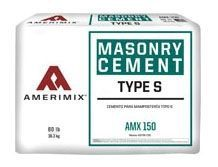 80 Lb Bag, Masonry Cement