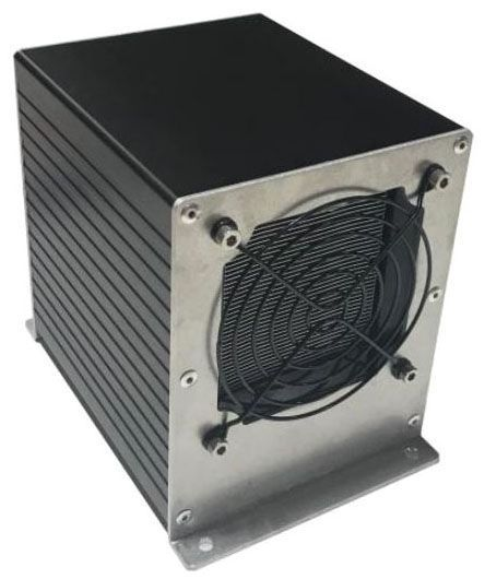 120 V, 500 W, Anodized Aircraft Aluminum, Thermostat Controlled, Standard, Heater Kit for Backflow Preventer Enclosure