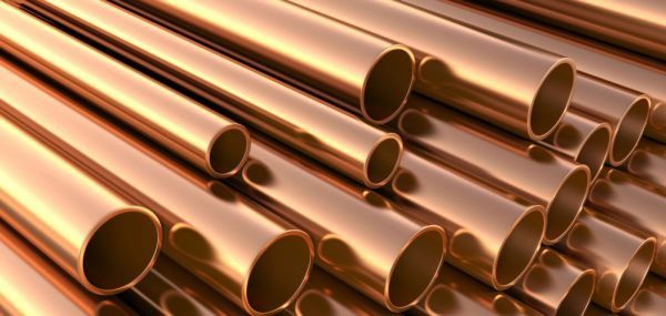 """1"""" x 20', Lead-Free, Green Color Code, Hard Copper, Type K, Water Tubing"""