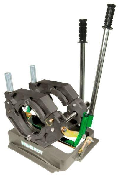 """2"""" IPS-6"""" DIPS, 100-120 V, 50/60 Hz, 1-Phase, Hard Anodized Aluminum, Semi-Automatic Locking Cam"""