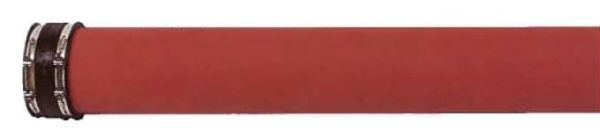 """6"""" x 4-1/2 to 6', 7/8"""" Thick, Plain End, Clay Pipe"""