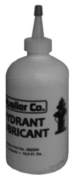 10.5 Oz, White, Liquid, Fire Hydrant Lubricating Oil