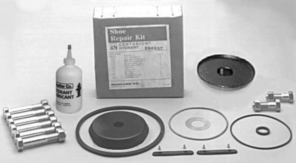 "Shoe Repair Kit for 5-1/4"" Super Centurion Fire Hydrant"