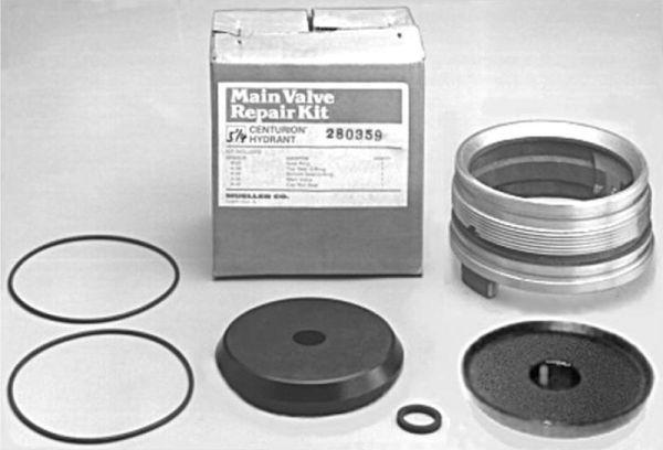 "Repair Kit for 5-1/4"" Super Centurion Fire Hydrant Main Valve"