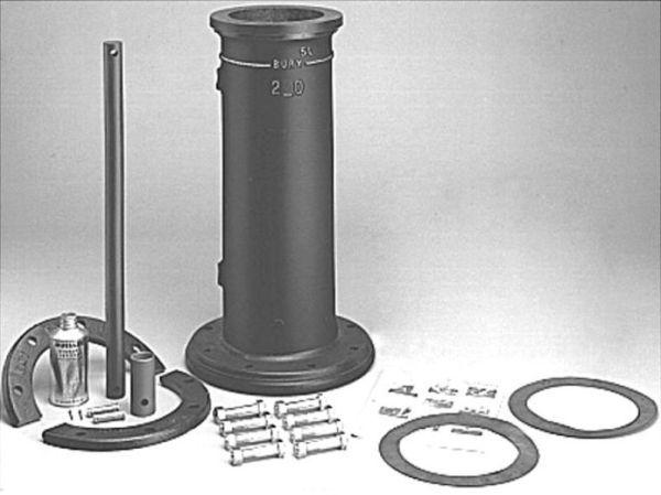 "1' 6"", Extension Kit for 4-1/4"" and 4-1/2"" Super Centurion Fire Hydrant"