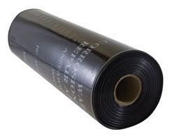 "20"" x 340', Black, Polyethylene, Low/High Density, Pipe Wrap"