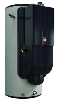 CHS199100CUiN RINNAI DEMAND DUO TANK/TANKLESS COMMERCIAL HYBRID WATER HEATER 119 GAL STORAGE, 199,000 BTU, NATURAL GAS