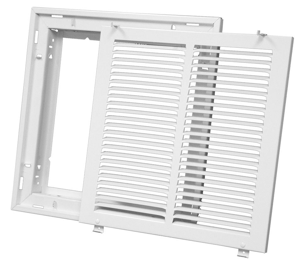 FG2W1414W 14X14 WH FILTER GRILLE