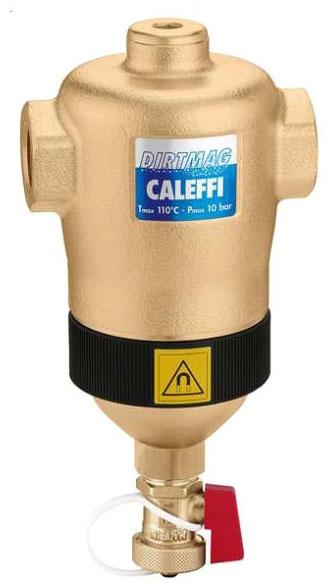 546341A. 1-1/2 in CALEFFI MAGNETIC DIRT SEPARATOR