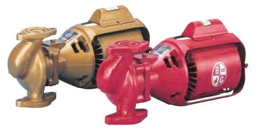102213LF HV BNFI Bronze Pump less flgs.(H-32BR)