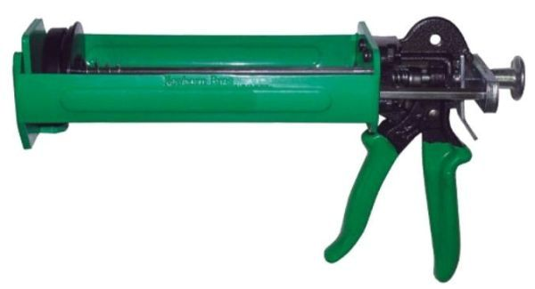 750 ML x 75 ML Cartridge, Manual Quick Mix, Dispensing Gun
