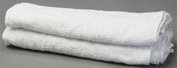 "16"" x 19"", Cotton, Cotton Bar Towel (65 per Pack)"
