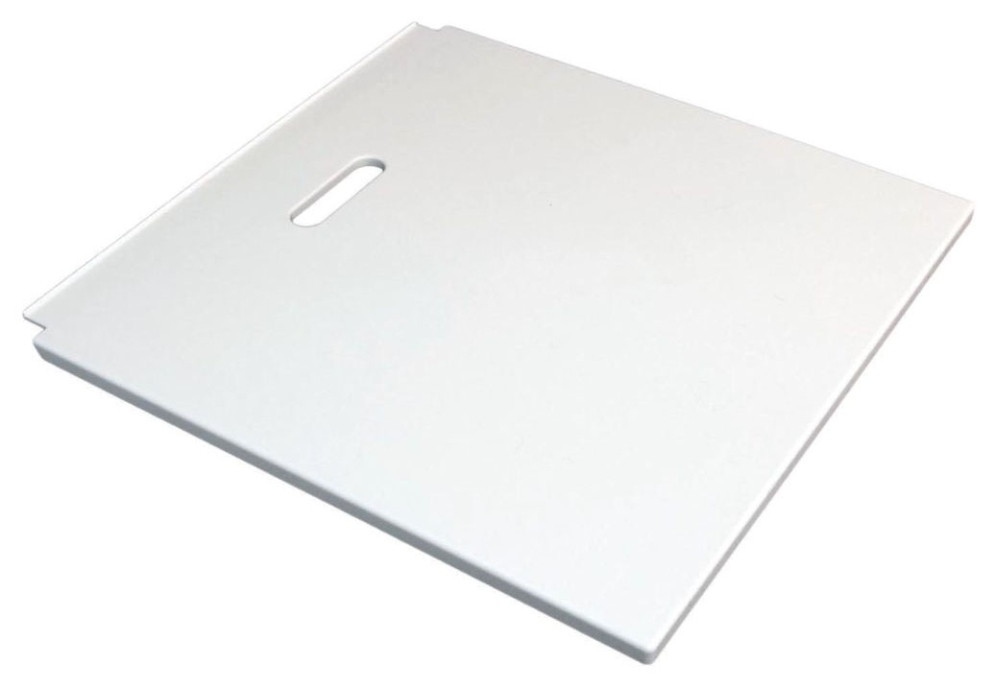 19.204A LAUNDRY TUB TOP COVER WHITE FITS 18W 18F 19W 19F