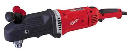 """Milwaukee Tool Super Hawg™ Drill Hole Hawg Kit, 120 VAC, 13 A, 1/2"""" Keyed Chuck, 450 to 1750 RPM, Grounded, T-Handle"""