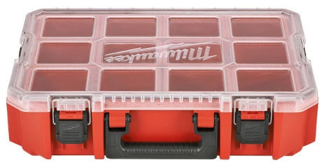 Milwaukee Tool 10 Compartment Job Site Organizer Box