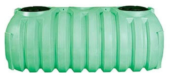 42405 1000G 1 COMPARTMENT 2MH LOW PROFILE SEPTIC TANK
