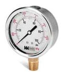 Gauges, Thermometers & Accessories