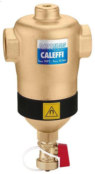 "Caleffi 1"" Sweat Dirt Separator with Magnet"