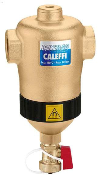 "Caleffi 1-1/2"" SWEAT DIRT SEPARATOR W/ MAGNET"