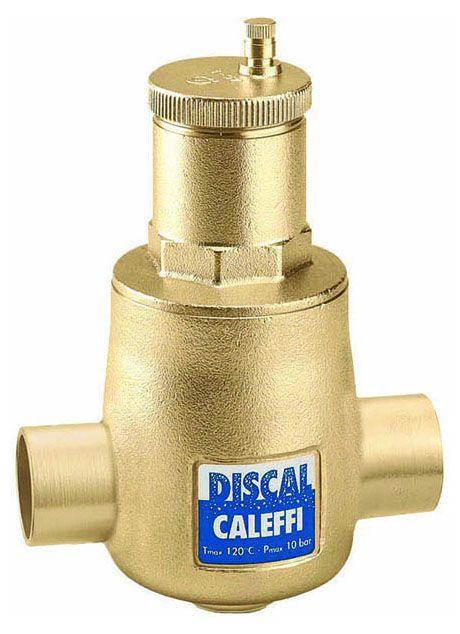 """Caleffi 1-1/4"""" Sweat Air Separator"""