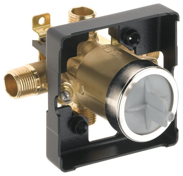 Delta Tub & Shower Valve with Stops Universal