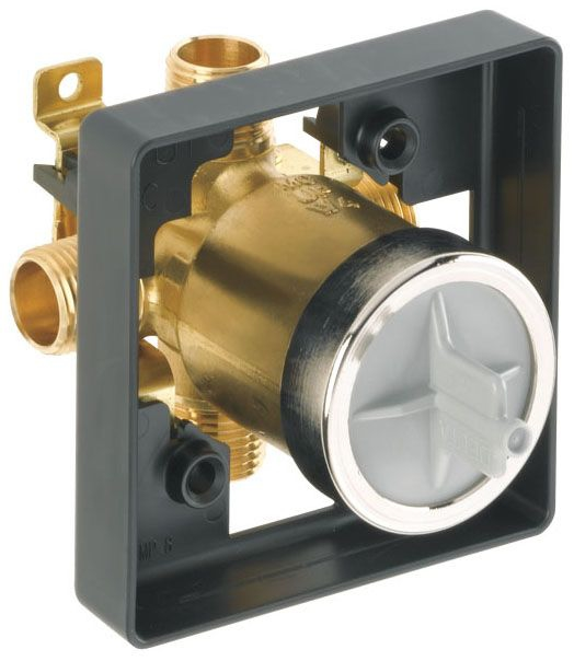 Delta Tub & Shower Valve Multichoice Universal