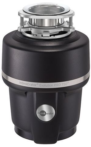 InSinkErator 3/4 HP Garbage Disposer 6 Year Warranty