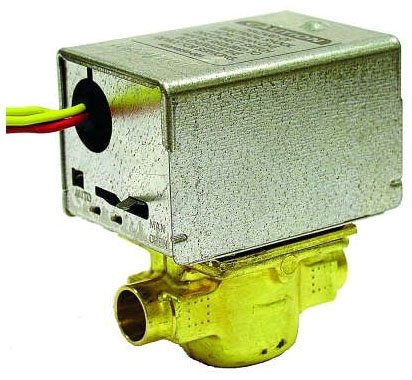 """Honeywell 1/2"""" Zone Valve with End Switch 3.5 Cv"""