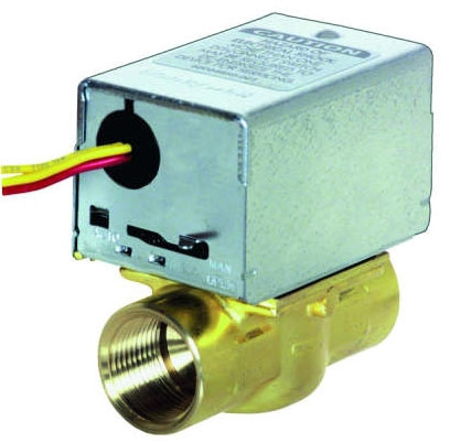 "Honeywell 1"" Zone Valve with Pigtail"