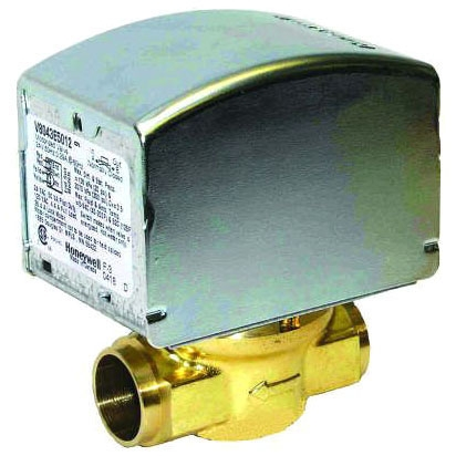 """Honeywell 3/4"""" Quick Fit Zone Valve with End Switch 3.5C"""