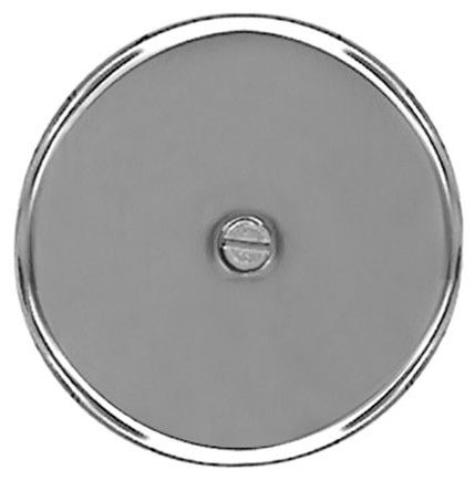 """4"""" Ss Cleanout Cover (C90-014)"""
