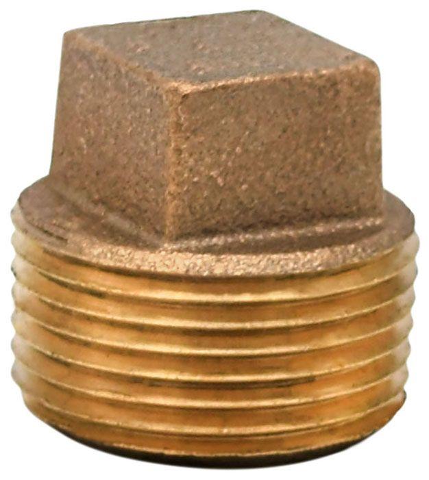 "3/4"" Brass Plug"