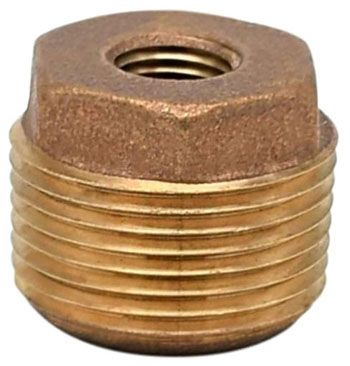 "1-1/4"" x 1"" Brass Bushing Reducer"