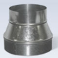"""5"""" TO 4"""" REDUCER COUPLING TAPERED (106254"""