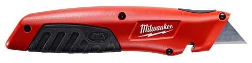 Milwaukee Tool Slide Open Utilty Knife