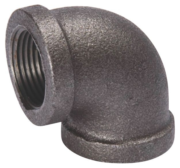 "Matco 1-1/4"" Black Iron 90 Elbow"