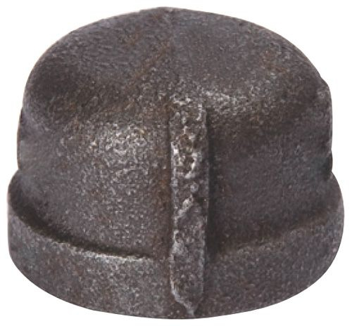 "Matco 1-1/2"" Black Iron Cap"