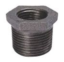 "Matco 3/4"" x 1/2"" Black Iron Bushing Reducer"